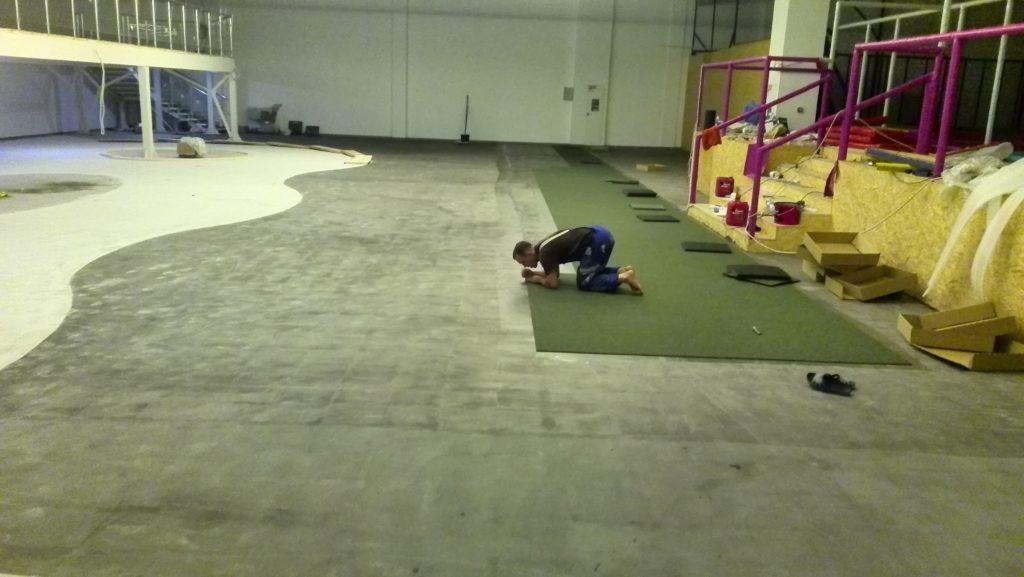 Как укладывается ковровая плитка фото