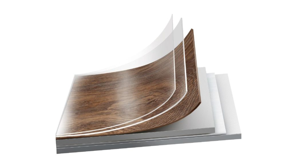 Что такое ПВХ плитка Таркетт Лаунж, технология укладки фото